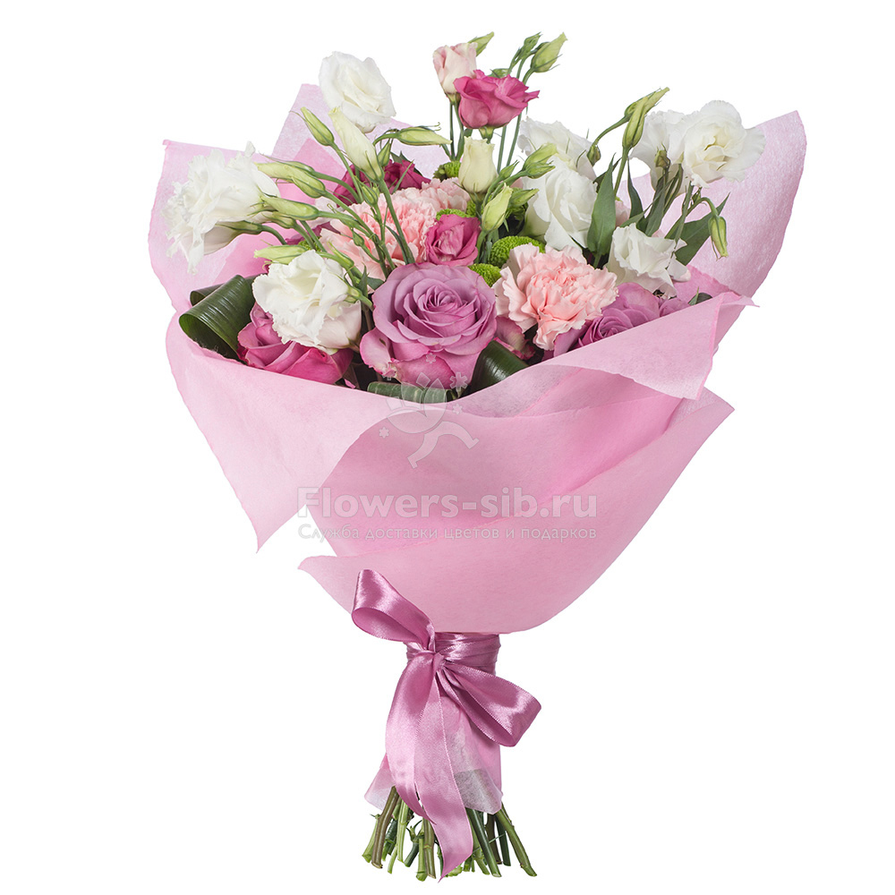 Caring Attitude at the price 5400 - efficient delivery of bouquets ...